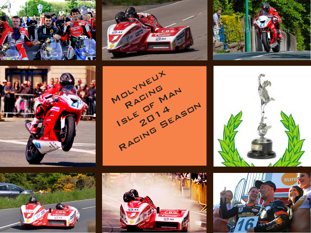 Dave Molyneux Racing*NEW* Advertising Opportunities 2014/15 Short