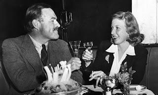 Hemingway and Pauline Pfeiffe