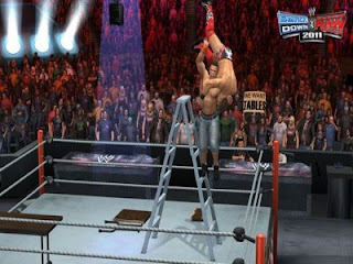 WWE SmackDown Vs Raw 2011 Game Download Free For PC Full Version