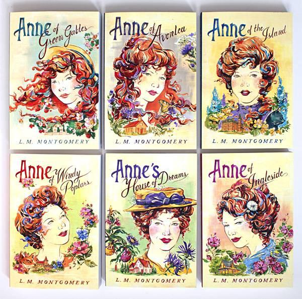 Books like Anne of Green Gables