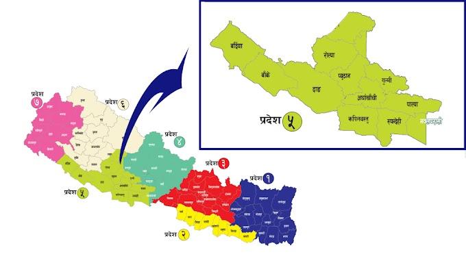 यसकारण प्रदेश पाँचको राजधानी दाङ नै उपयुक्त