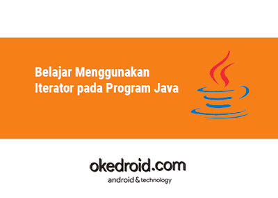 Contoh Program Iterator ListIterator di Java method next() hasNext() java