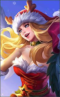 Freya Christmas Carnival Heroes Fighter of Skins