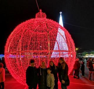 Feria de la Navidad de Torrejón de Ardoz.