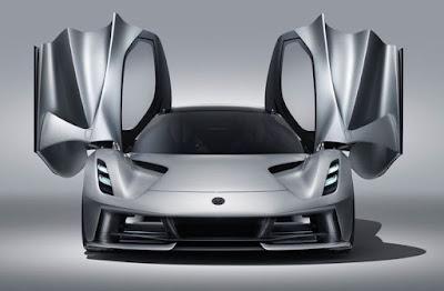 Lotus Evija, Calon Hypercar Listrik Lotus