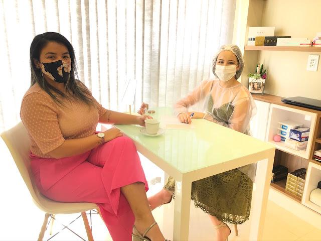 Limpeza de pele profunda: vídeo e fotos
