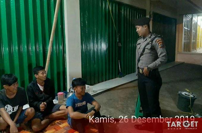 Jaga Kestabilan Kamtibmas Saat Nataru 2020, Samapta Polda Banten Laksanakan Patroli