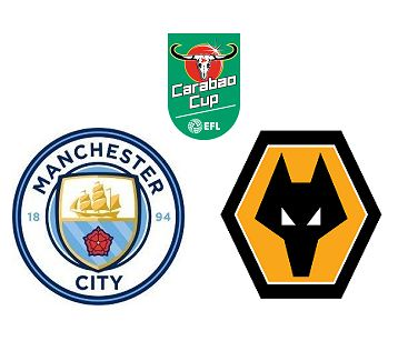 Manchester City vs Wolverhampton highlights | Carabao Cup