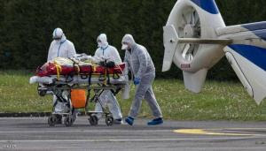 حاملة طائرات أمريكية تسجل ٥٥٠ من حالات كورونا