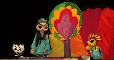 tashkent puppet theatre, explore tashkent, uzbek art craft textiles