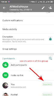 Whatsapp Group invite Link Create Kaise Kare [Step By Step]