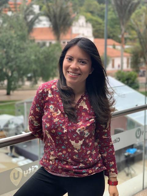 Tatiana Vásquez, la primera líder de Energy from Women en un país Latinoamericano - Colombia