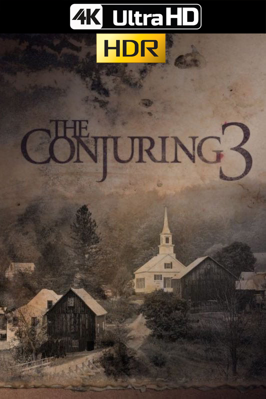 The Conjuring: The Devil Made Me Do It (2021) HMAX 4K-HDR WEB-DL 2160p Latino