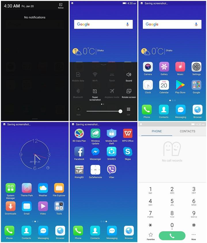 Primo S6 UI হ্যান্ডস-অন রিভিউঃ দারুণ সেলফি ক্যামেরা আর লেটেস্ট ফিচারের Walton Primo S6
