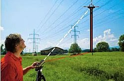 Penggunaan Laser Distance Meter