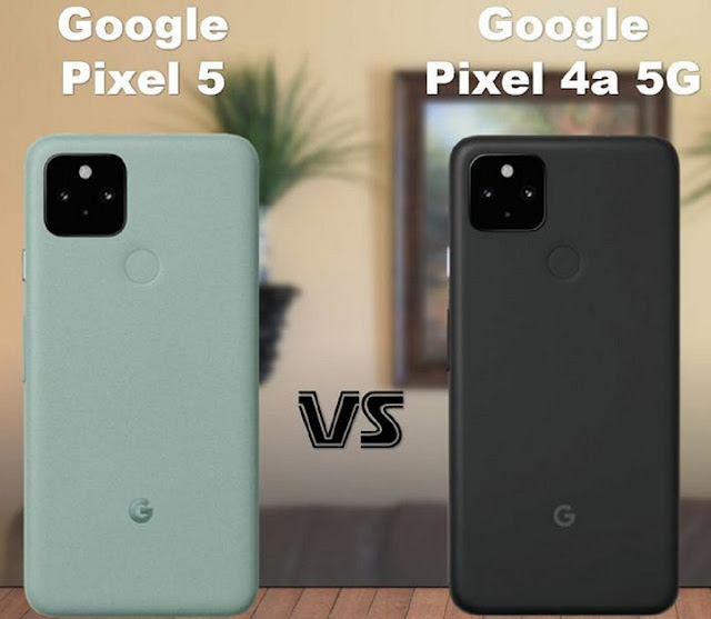 Pixel 4a 5G or Pixel 5 : Review