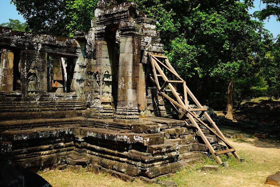 Banteay Kdei temple, ancient Angkor