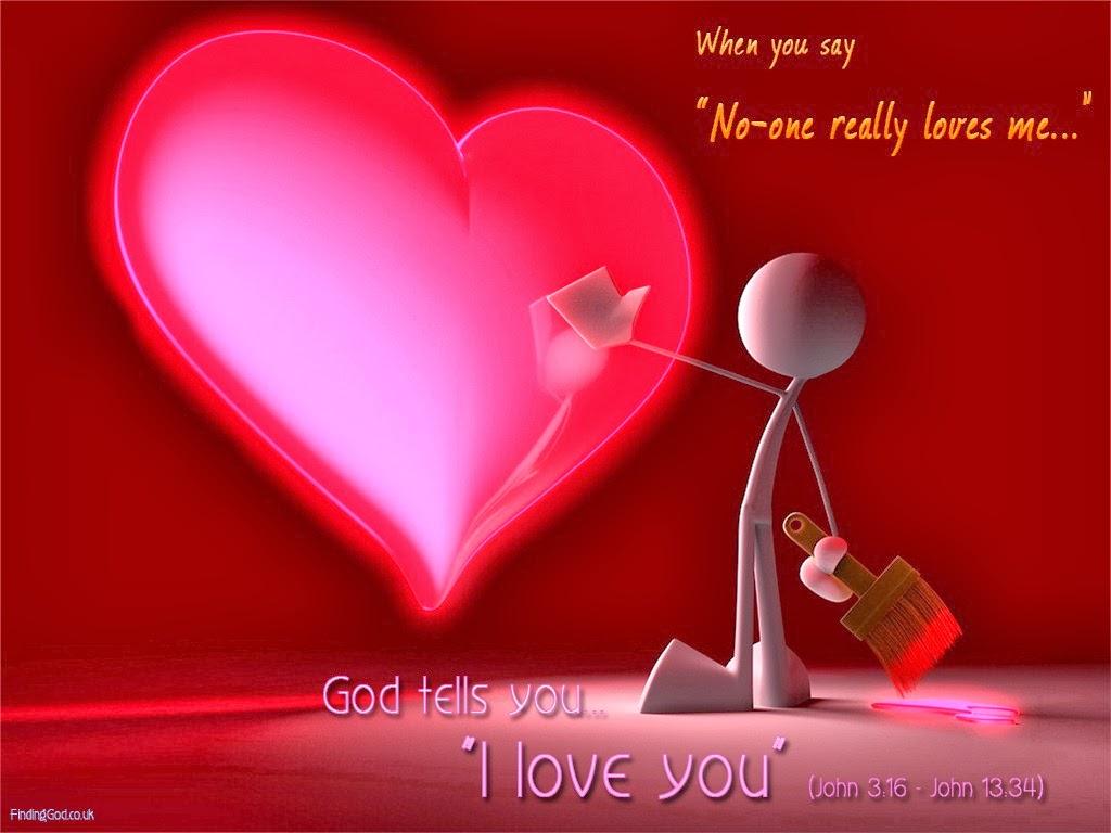 Jesus valentines day