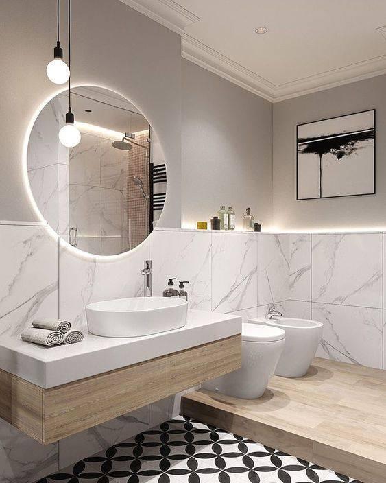 Na co zwrócić uwagę wybierając oświetlenie w łazience?