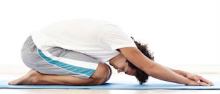 yoga pose for back pain,back pain,restful pose