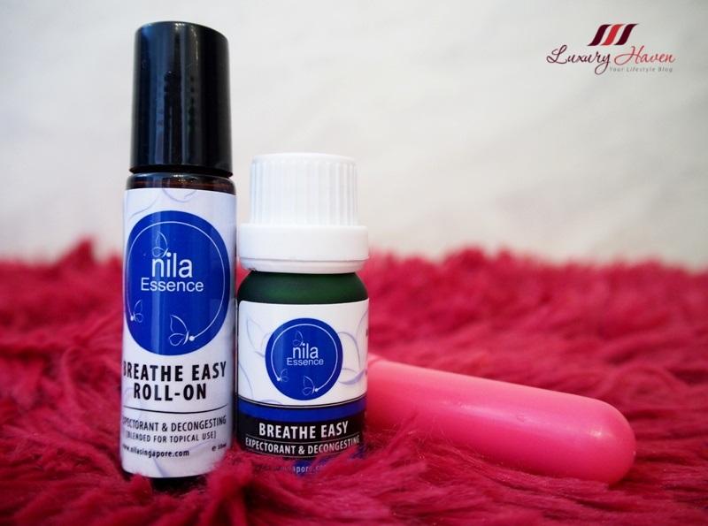 nila aromatherapy bar breathe easy essential oil