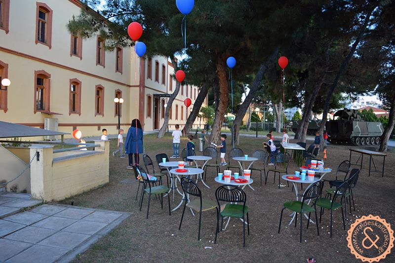 284fe9e5d32 Νεράιδες και Δράκοι: Παιδικό πάρτυ στο πολεμικό μουσείο! Μία ...