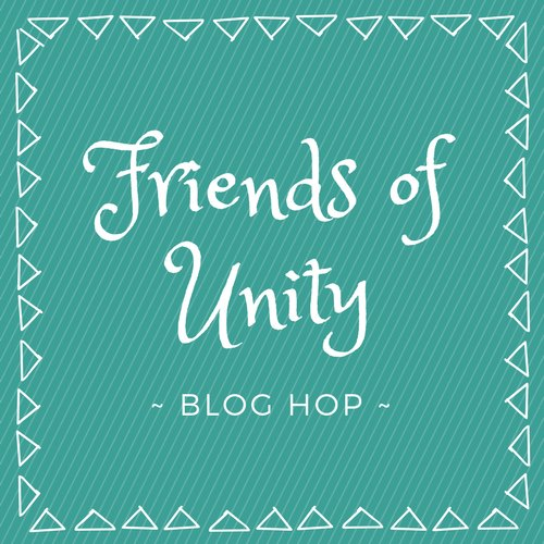 Member of Friends of Unity Blog Hop