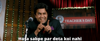 Hota sabpe par deta koi nahi | 3 idiots meme templates