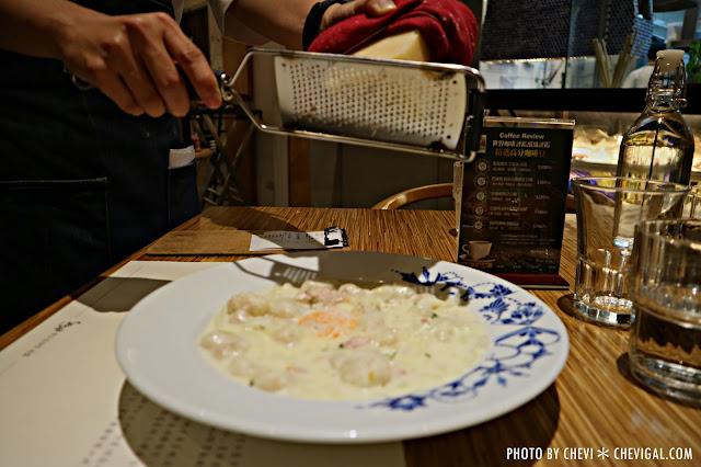 IMG 2815 - 台中朝馬│斯比亞咖啡*鬧區中的寧靜與典雅。多層次香氣觸動味覺感官