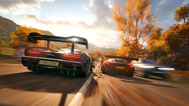 موعد اصدار لعبة Forza Horizon 5 التحديث الجديد 2021