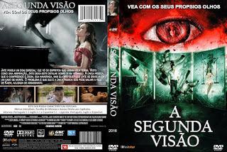 Filme A Segunda Visão DVD Capa