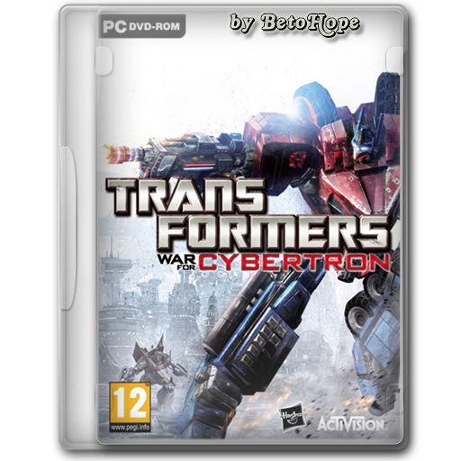 Transformers War for Cybertron Full Español