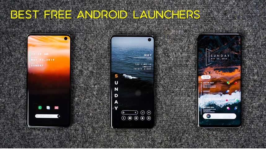 Best Free Android Launchers in 2020