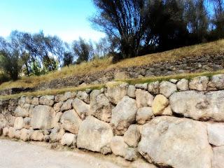 Sítio Arqueológico Inca de Tambomachay, em Cusco