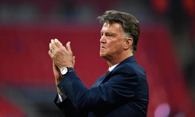 Van Gaal :  Semua Sudah Berakhir dengan United