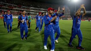 Afghanistan tour of Ireland 3-Match T20I Series 2018
