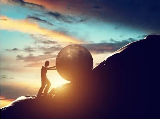 Faith, Focus, Persistence and Determination.