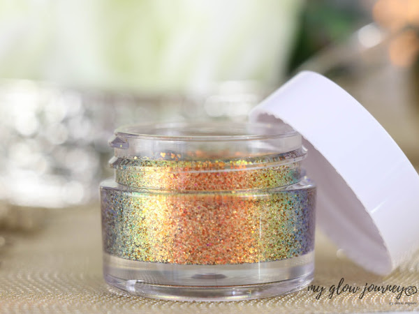 ColourPop Holiday 2018  Glitterally Obsessed