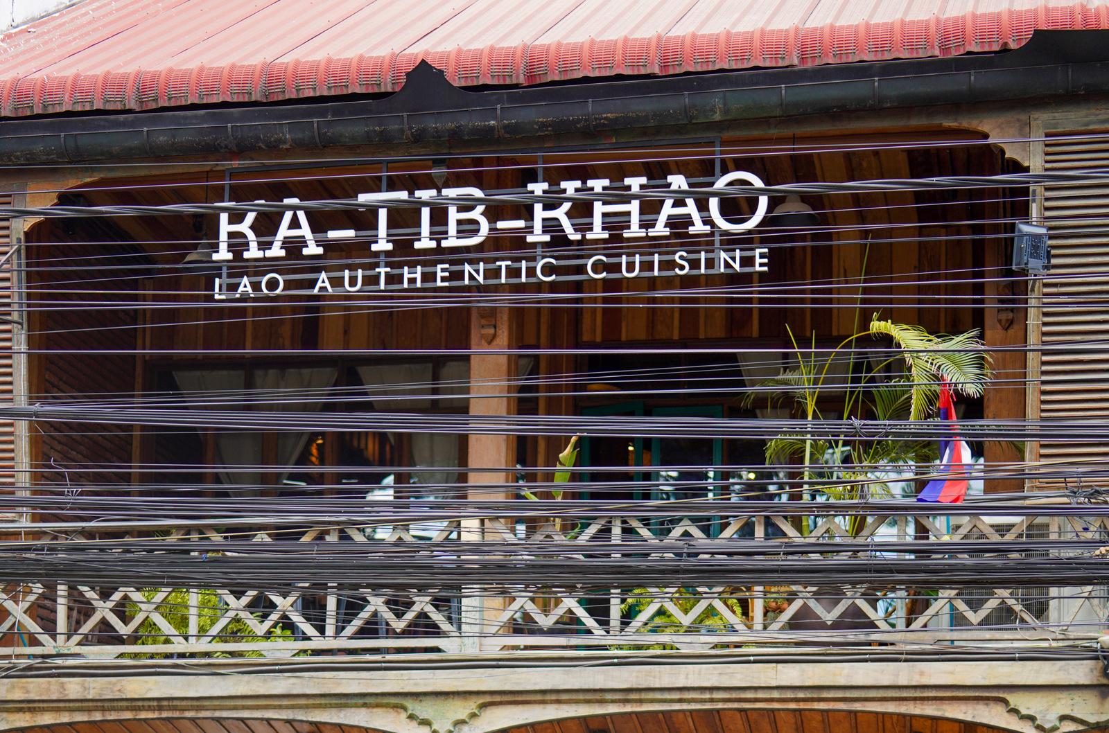 ka-tib-khao, laos