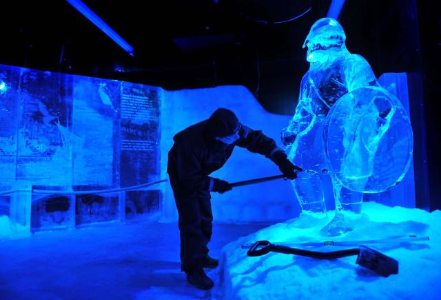 Türkiye'nin ilk ve tek buz müzesi hangisidir?