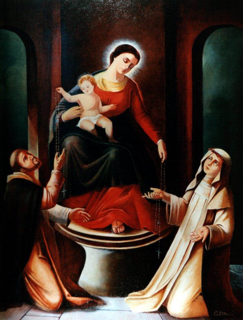 La Vergine del Rosario
