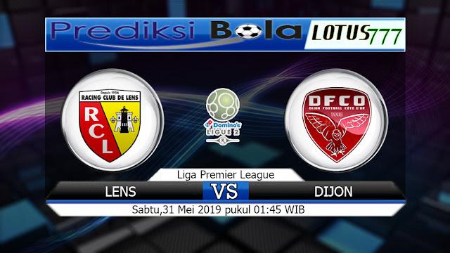Prediksi Lens vs Dijon Sabtu 31 Mei 2019