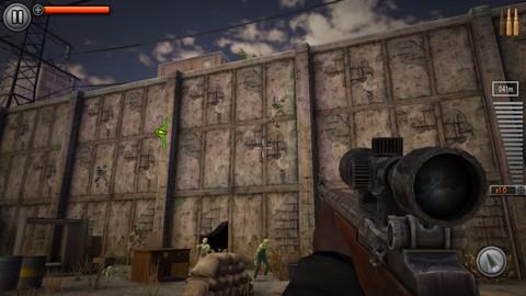 لعبة 1 34 Last Hope Sniper – Zombie War مهكرة للاندرويد