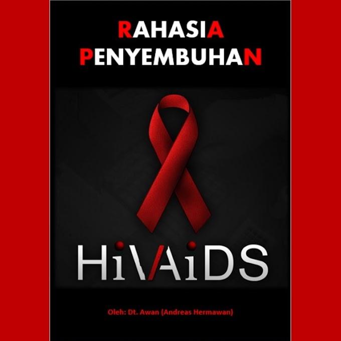 "Ebook ""Rahasia Penyembuhan HIV/AIDS"""