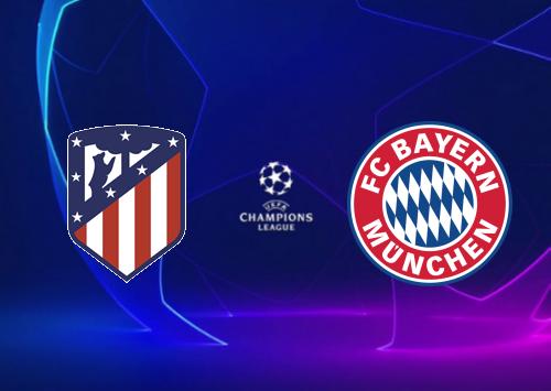 Atletico Madrid vs Bayern Munich -Highlights 01 December 2020
