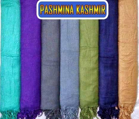 Grosir pashmina kashmir murah meriah untuk dijual lagi