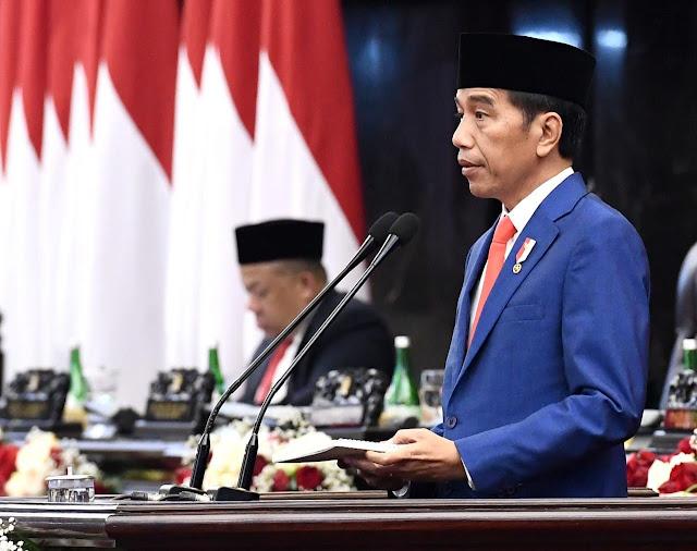 Pengangguran Menurun, Presiden Jokowi: Jumlah Penduduk Miskin Terendah Dalam Sejarah