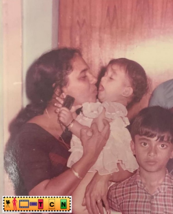 baby lady super star nayanthara