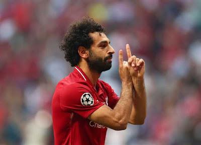 """""""الكمبيوتر الخارق"""" يزف بشرى لـ محمد صلاح ويصدم ليفربول"""