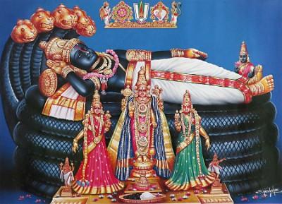 Hindu God ranganatha